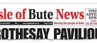 NEW NEWSPAPER FOR BUTE