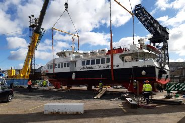 Ferries – single vessel Dunoon service to continue