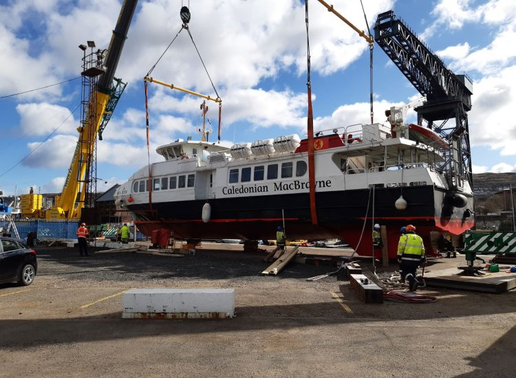 Ferries - single vessel Dunoon service to continue