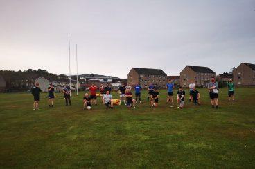 Resurgent Cowal Rugby Club