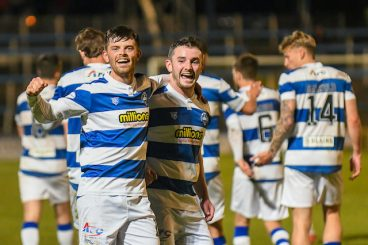 'Morton miracle' says Gus MacPherson