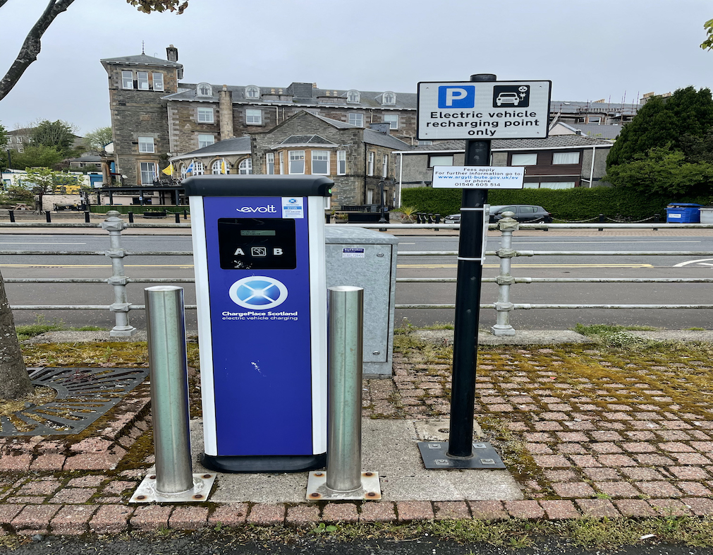 Electric car chargers 'not reliable'