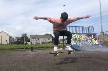 Petition to upgrade skatepark