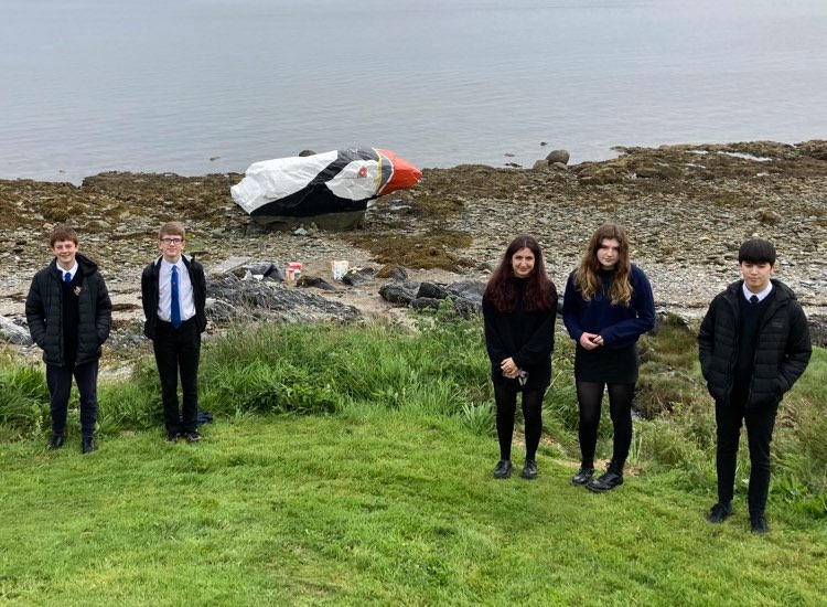 Meet Cowal's latest visitor attraction