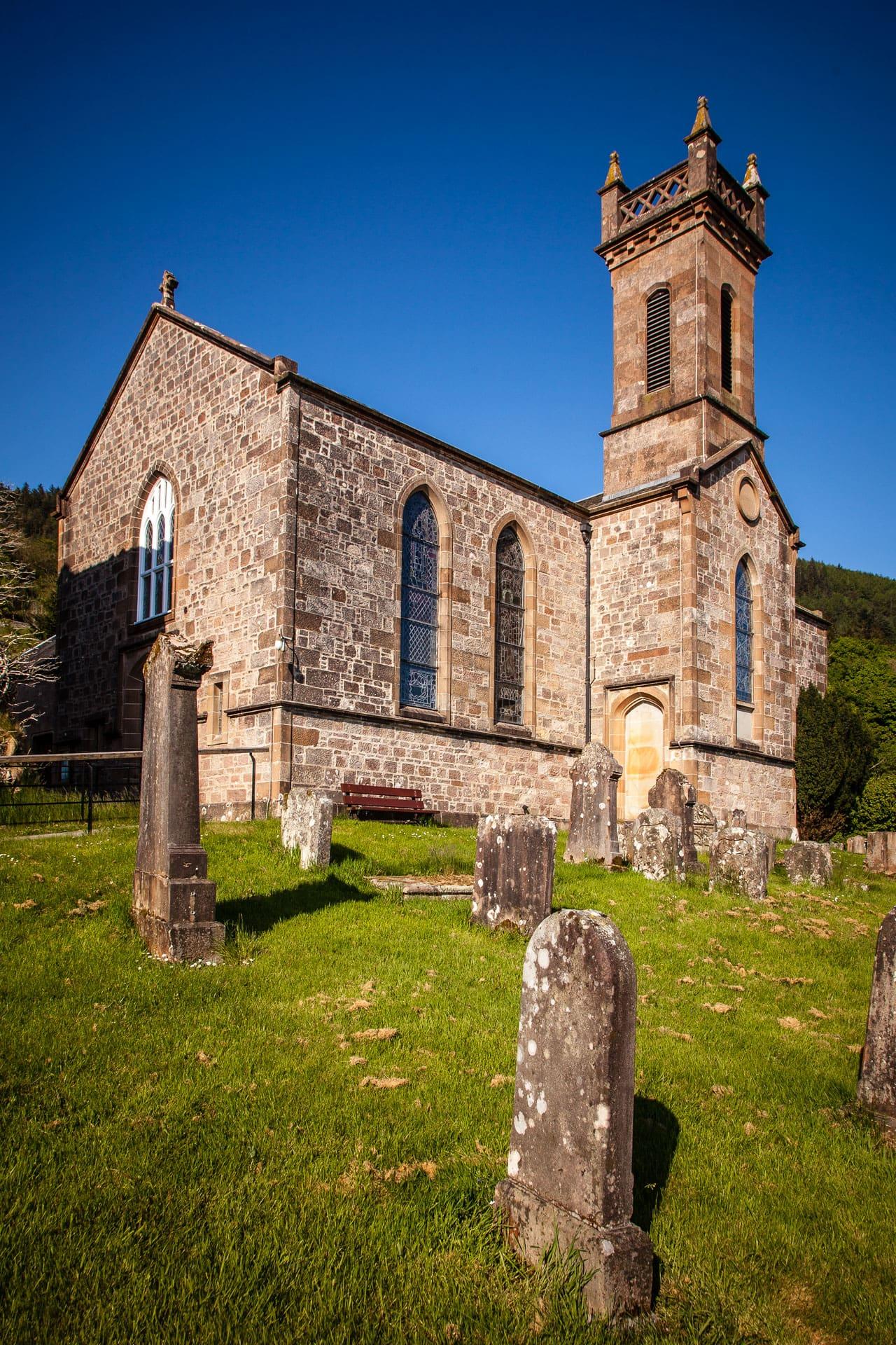New era for Cowal Church