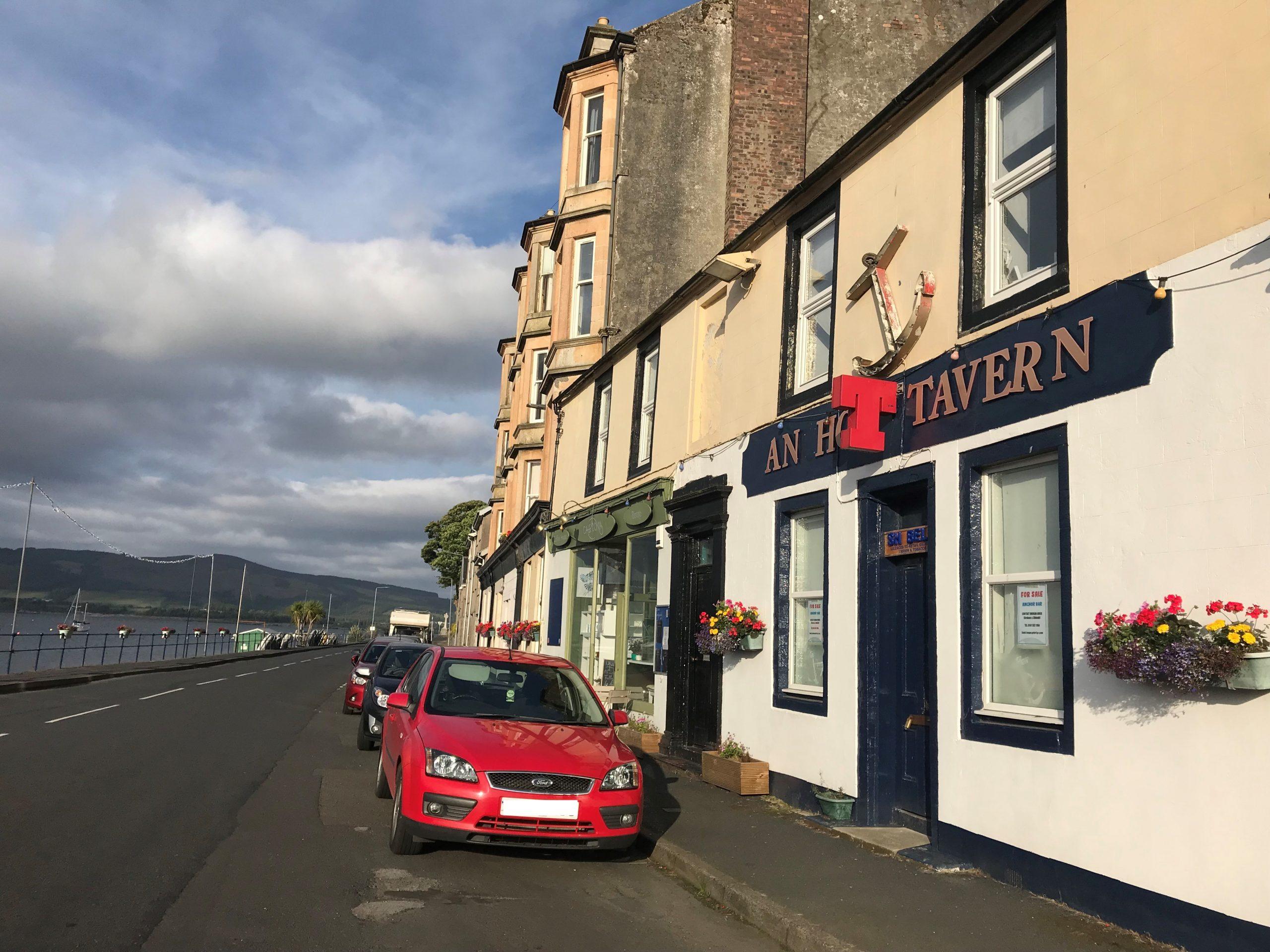 Community buy Port pub