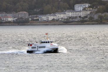 Argyll Flyer back next week – but reduced timetable remains