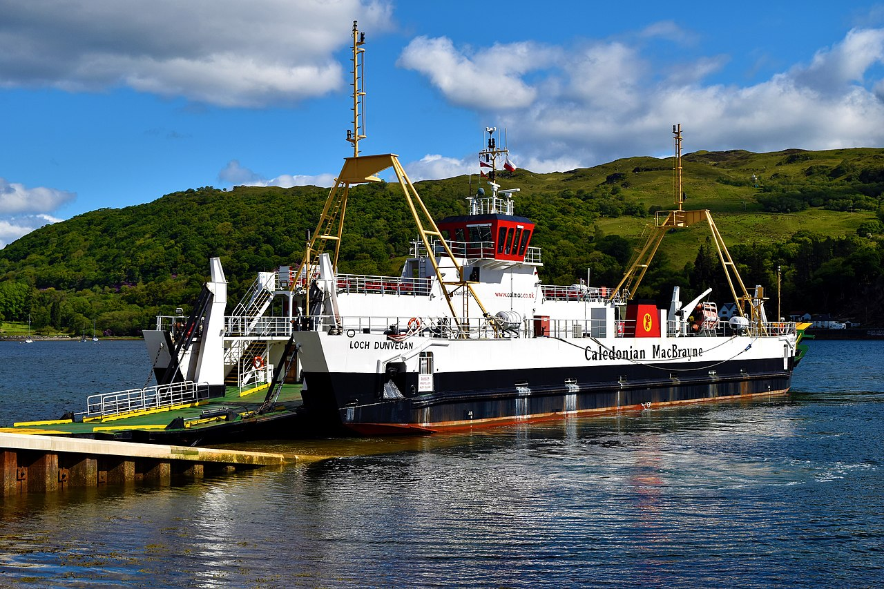Colintraive ferry 'redeployed'
